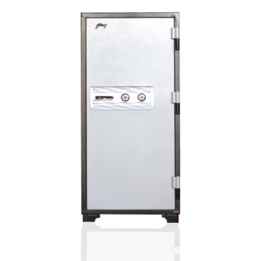 Godrej Fire Rated Safe 1060 2 KEY LOCK