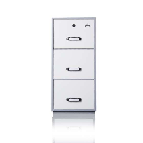 FRFC Series 1A Low Depth 3 Drawer