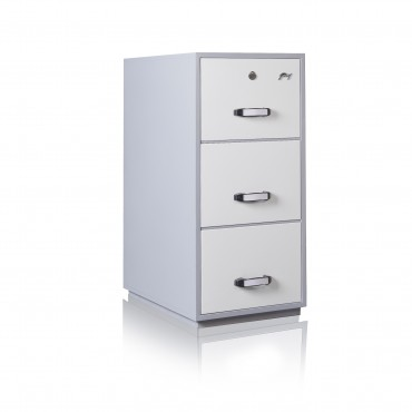 FRFC Series 2 Low Depth 3 Drawer