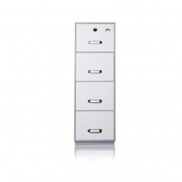 FRFC Series 2 Low Depth 4 Drawer