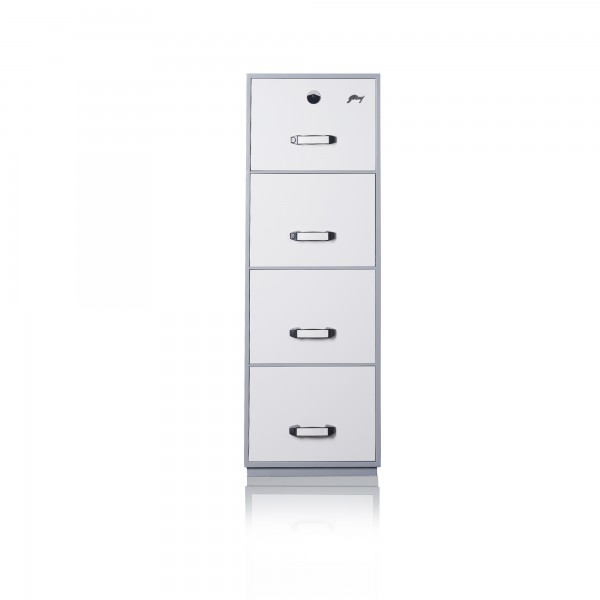 FRFC Series 1A Low Depth 4 Drawer