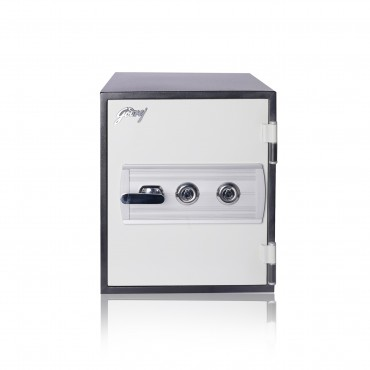 Godrej Fire Rated Safe 20 (Vertical) 2 KEY LOCK