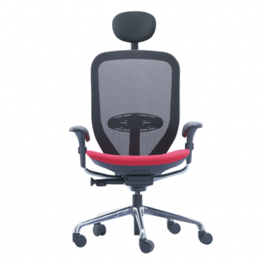 Godrej Ace Chair High Back with Neck Rest
